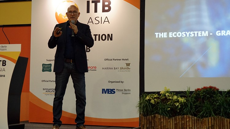 ITB Asia 2018: From servers to sellout station